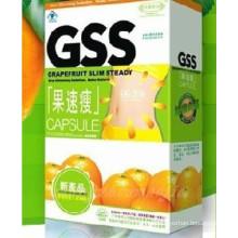 Новый продукт СОБ похудения грейпфрута тонкий устойчивый капсула (MJ17)