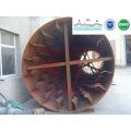 Séchoir à tambour rotatif Série Hzg