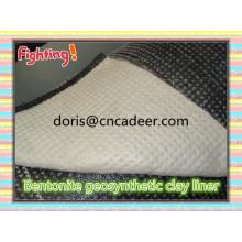 Material de Bentonite de Sódio Natural Liner Gcl