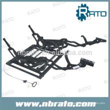 4311 Mecanismo de reclinação de cadeira de mobiliário manual único