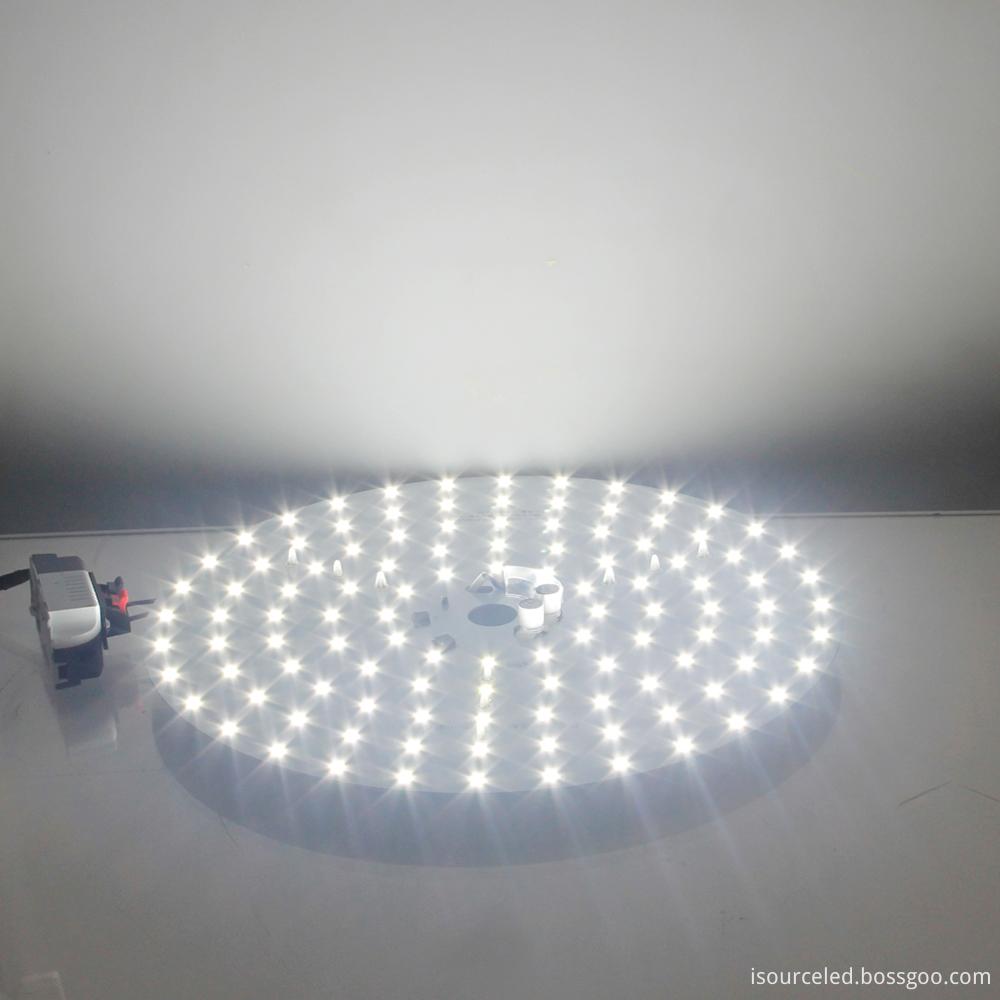 Luminescence Chart of 220V White Light 35W led Roof Lamp Module