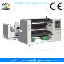 Wenzhou Duke alta velocidade de corte e rebobinamento máquina (DK-FQJ)