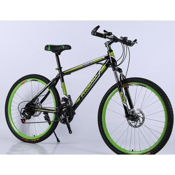 Material del marco de aleación de aluminio Bicicletas de montaña / Bicicleta de montaña