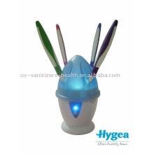 Desinfectante de cepillo de dientes UV de moda familiar HH10