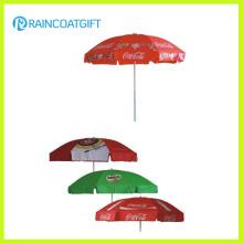 Parapluie de plage publicitaire pour parasol 1.8m * 8k Rum-044