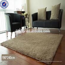 L'escalier antidérapant auto-adhésif tufté de microfiber couvre le tapis de plancher