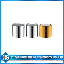 20 410 Tapa de plástico de prensa de aluminio