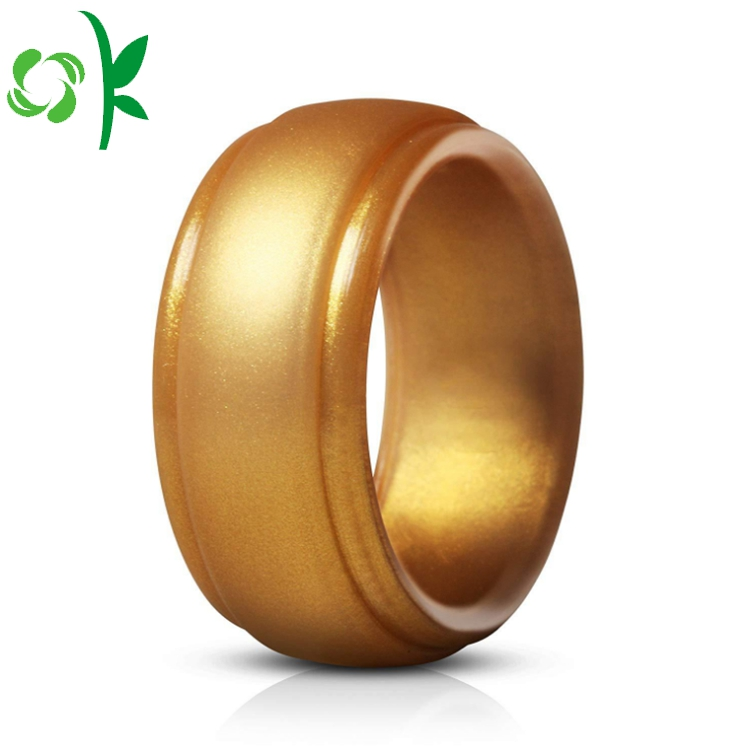 Gloden Powder Ring