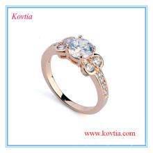 Großhandel indischen Schmuck Diamant Edelstahl Ring