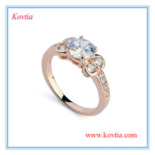 wholesale indian jewelry diamond stainless steel ring