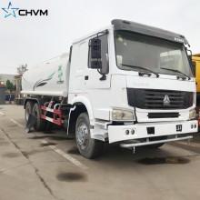 Aspersor a diesel para caminhão-tanque de água de rega Howo
