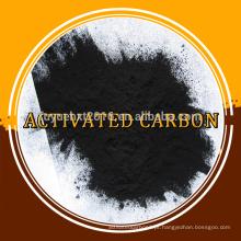 Carvão ativado em malha de pó de madeira para produtos químicos para branqueamento de óleo