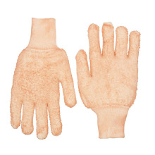 Water-proof Bamboo Fiber Private Custom Cleaning Gloves