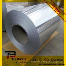 Los fabricantes de las hojas de aluminio suministran las hojas del rollo de la hoja de aluminio / la hoja del rollo jumbo / estallan para arriba el papel de aluminio / la hoja de la peluquería