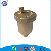 1/2 inch heating brass air release hydraulic vent valve