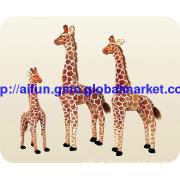 U & Me Antique Stuffed Toys, The Giraffe Family