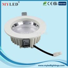 CE ROHS listada Promoção de preço de fábrica de alta qualidade 8 polegadas rodada recesso 30W LED Down Light