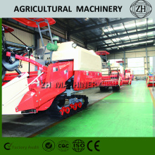 New Design 2.0kg/s Small Combine Harvester