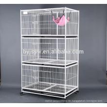 Draht-Katze-Einstiegs-Käfig für Cat Show