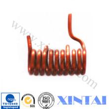 Ressort de torsion en cuivre réglable en spirale personnalisé