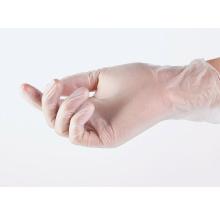 CE Disposable PVC Gloves Powder-Free Non-Medical Transparent Vinyl Food Vinyl Gloves