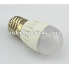 5 * 1W 300 graus 5W E27 lâmpadas LED 400 milímetros lâmpada LED Dimmable IP20