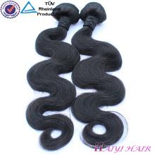 Fornecedores indianos do cabelo do Virgin do pacote do cabelo 8A 9A 10A 11A do transporte da gota