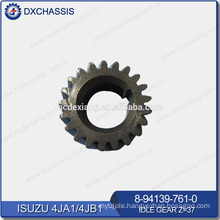 Genuine 4JA1/4JB1 Idle Gear Z=37 8-94139-761-0