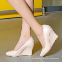 Haixin Beverley ladies white elegant dress shoes for women