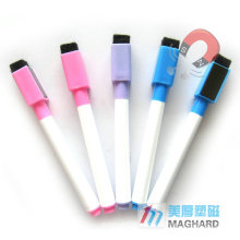 OEM factory supply white dry erase marker pen with your own logo