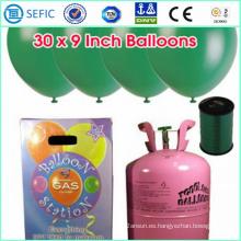 Celebración Use el Cilindro de Gas Desechable de Helio (GFP-13)