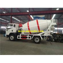 Véhicules de mélange Dayun 5000 litres Beton