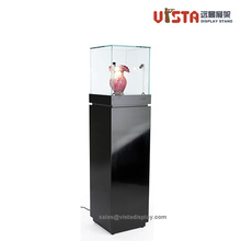 High Quality Customized Wooden Glass Display Showcase