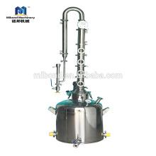 """2 """"3"""" 4 """"6"""" Acero inoxidable placas de burbuja modulares reflujo moonshine Destilación Columna"""