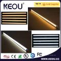 PC + Aluminium T8 LED Röhrenlampe 2FT 3FT 4FT 5FT