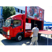 Sino Truck LED Advertising Trucks
