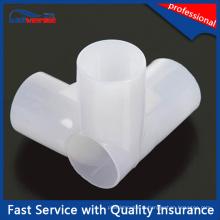 Moule à injection en plastique sur mesure pour les pièces de connecteur de garde-robe