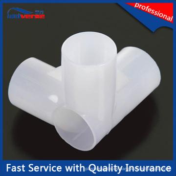 Molde de inyección de plástico por encargo para piezas del conectador del guardarropa