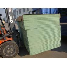 OEM Manufacturer for HMR MDF Green water resistant melamine color MDF board supply to Tuvalu Importers