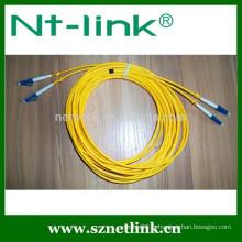 Cordon de raccordement en fibre optique intérieur à chaud