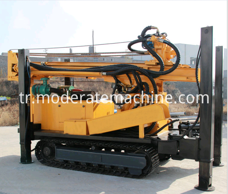FY600 water well drilling rig 7