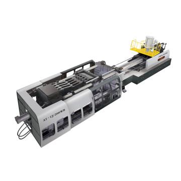 680 тонн высокая эффективность энергосберегающая машина Инжекционного метода литья (Аль-уй/680C)