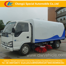 4X2 Isuzu City Sanitation Straßen- & Straßenkehrer Saugwagen