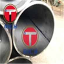 Tubo de acero soldado para suministro de líquido a baja presión