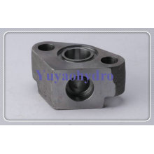Special Forged SAE Flange Block