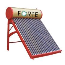 Kleine Hochvakuumröhre Typ Solarwarmwasserbereiter