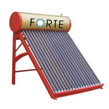 Small High Level Vacuum Tube Type Solar Water Heater