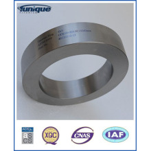 ASTM B348 Gr2 gesmeed Titanium Ring