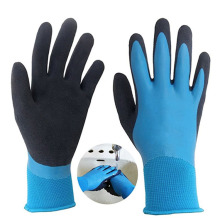 Factory Cleaning Hand Plastic PE Cleaning Gloves