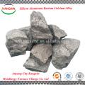 SiAlBaCa aleación / calcio silicio bario aluminio precio bajo